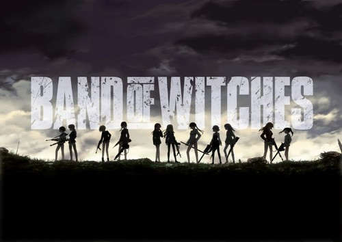 Strike Witches वॉलपेपर entitled Witches