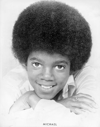 Young Michael #1!