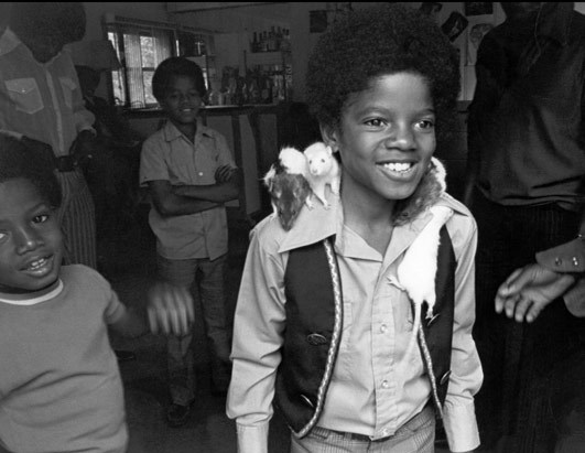 Young Michael #3!