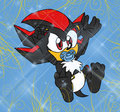 baby shadow - shadow-the-hedgehog photo