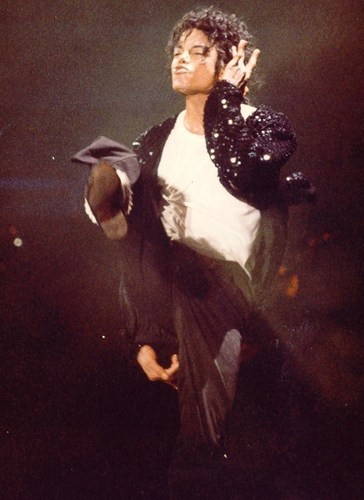 bad tour, billie jean good shoots!!!