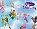 바비 인형 fairytopia mermaidia