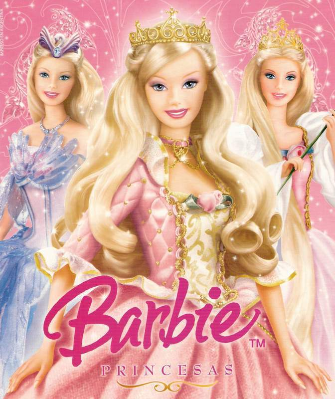 images of barbie princess.