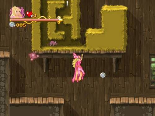 barbie three musketeers game screenshots