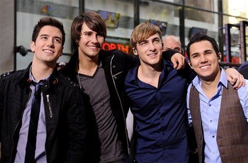 big time rush today show