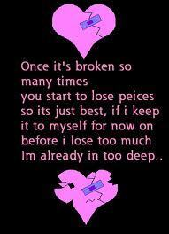 poems images broken heart wallpaper and background photos
