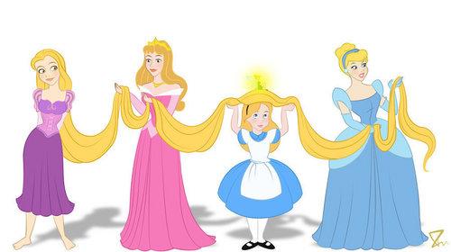 ディズニー blondes
