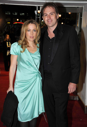 gillian anderson : never let me go