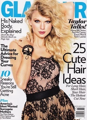 glamour mag cover