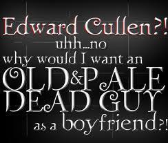 hahahaha Edward