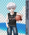 killua - hunter-x-hunter photo