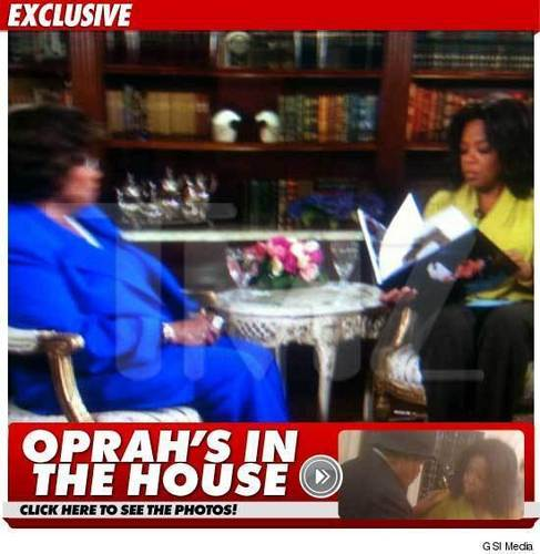 new :Katherine Jackson talks to OPRAH