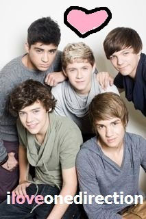 one direction(L)