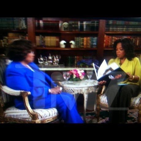 oprah visit's the jackson house