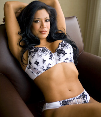 melina perez wallpaper with a brassiere entitled photoshoot