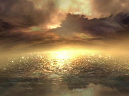 Super Smash Bros. Brawl wallpaper containing a sunset and a cloud entitled ssbb lake