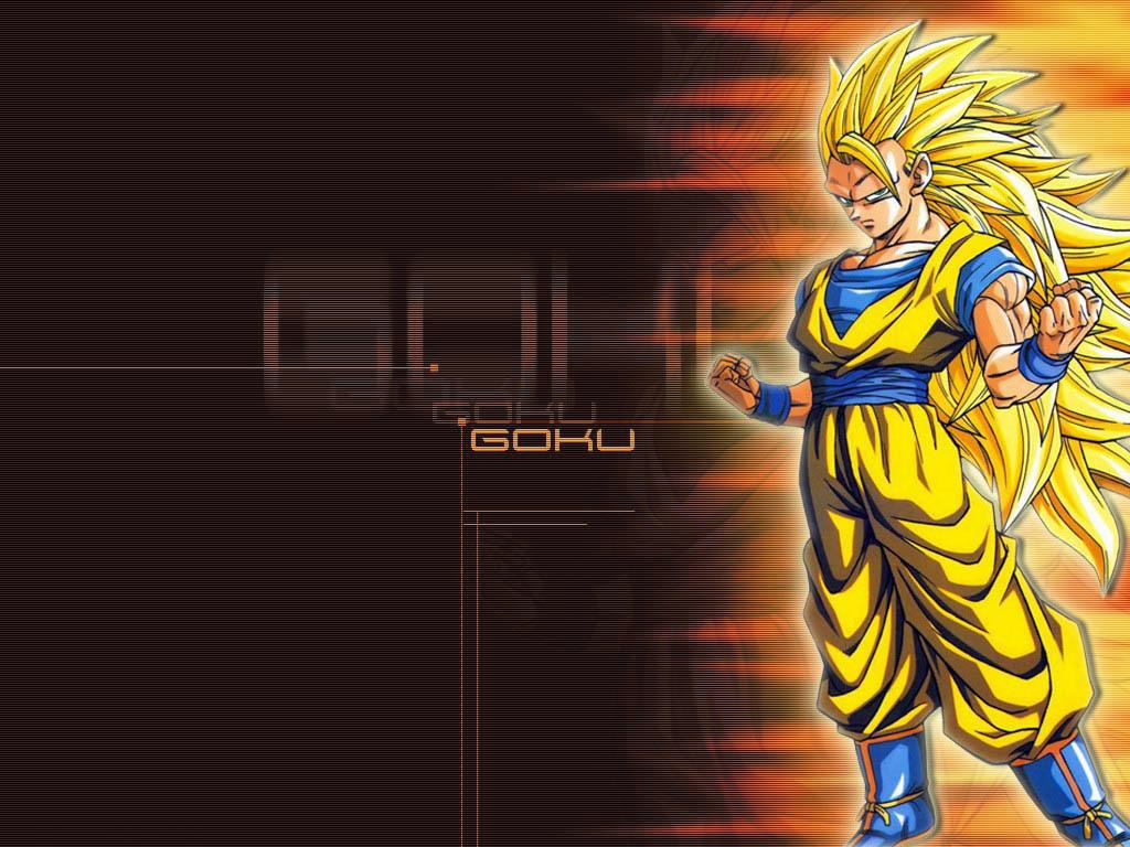 Goku ssj3 Goku