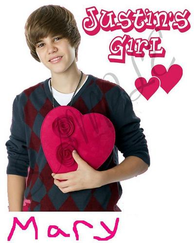 to: MarylovesSelena ;) - justin-bieber Photo