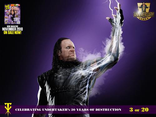 undertaker kertas-kertas dinding