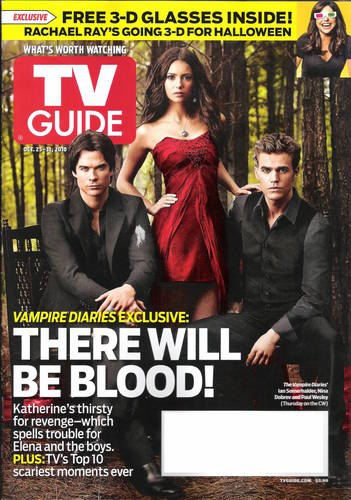 'TV Guide'- October 2010