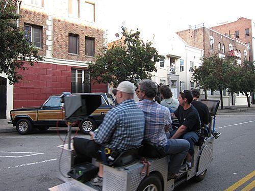 1x08 Behind the Scenes