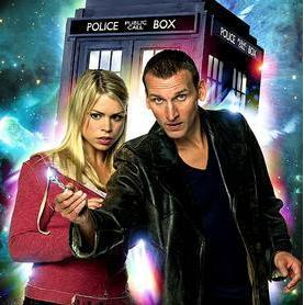 9th Doctor & Rose