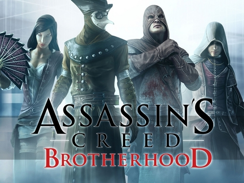 Assassin's Creed wallpaper entitled AC: Brotherhood