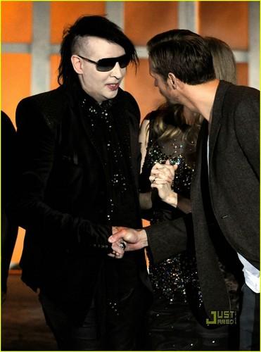 Alex - Scream Awards 2010