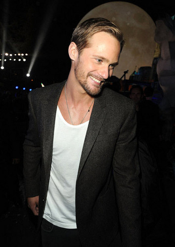 Alex - Scream Awards 2010 - alexander-skarsgard Photo