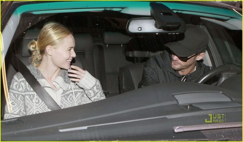 Alex and Kate Bosworth in LA