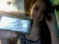 Alyssa& Her Ipod That Jason Signed