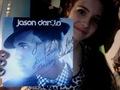 Alyssa's Jason Derulo Autograph
