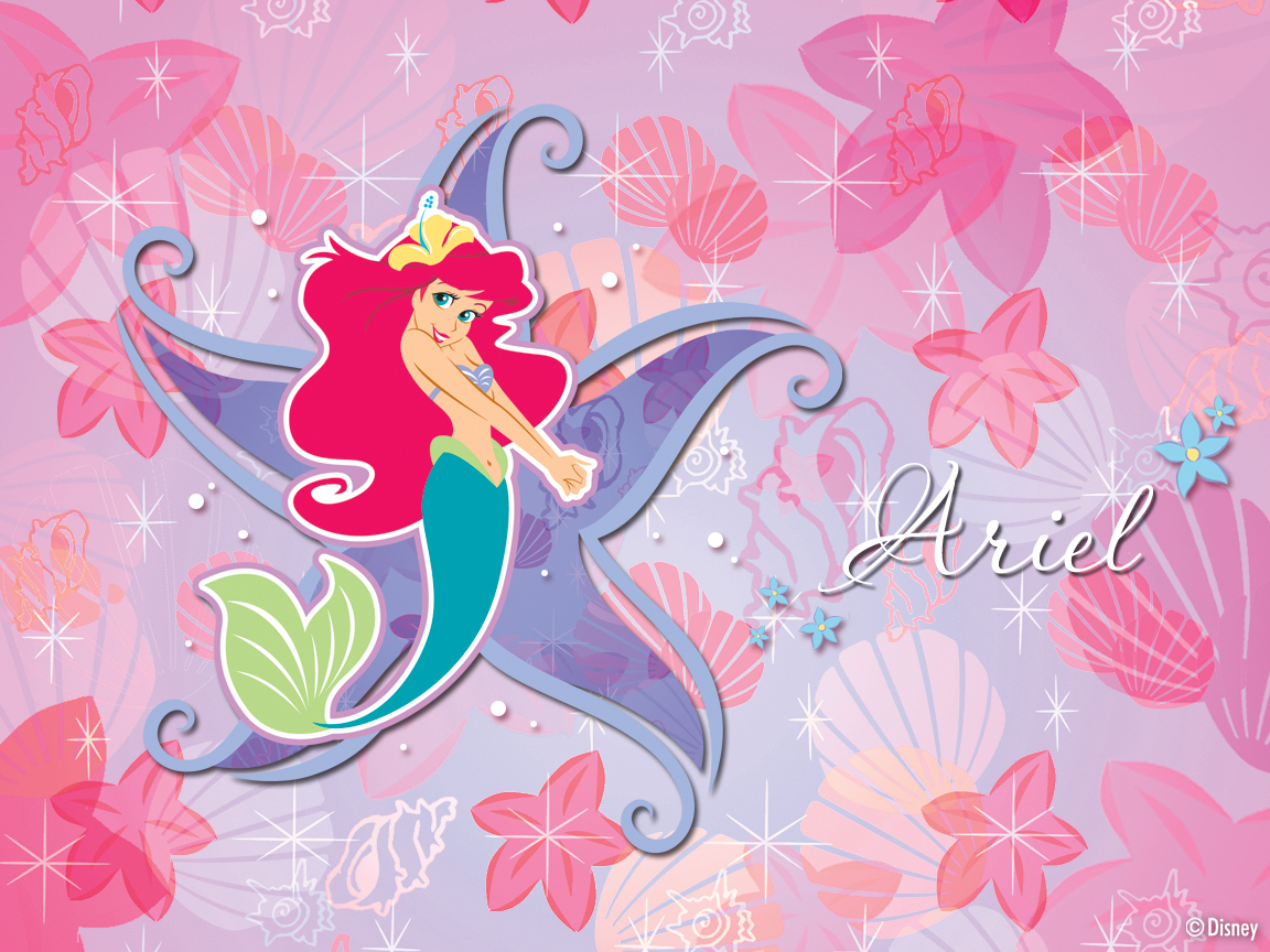 Disney Princess Images Ariel Hd Wallpaper And Background Photos