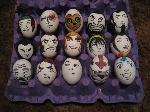 Avatar Eggs