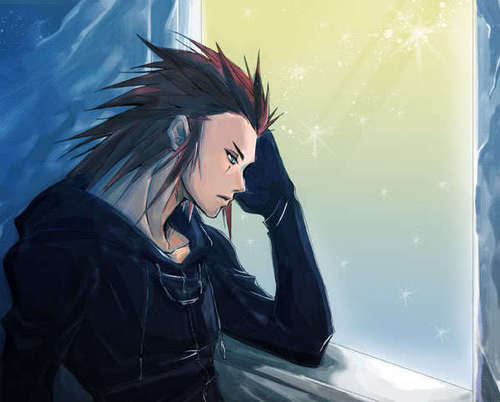 Axel Daydreaming