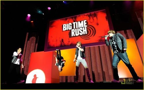 BIG TIME RUSH!!!!