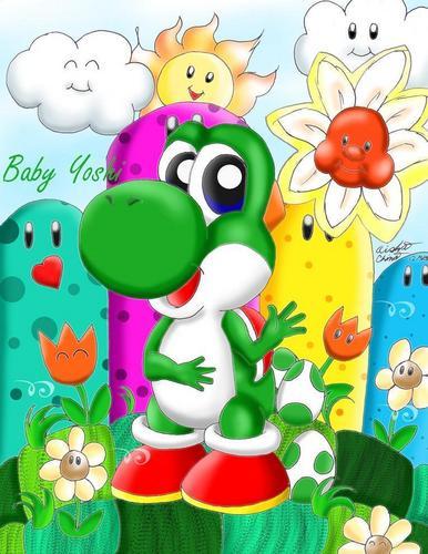 Baby-Yoshi