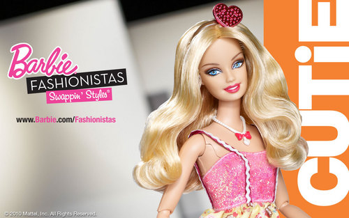 Barbie- The New Fashionistas Dolls