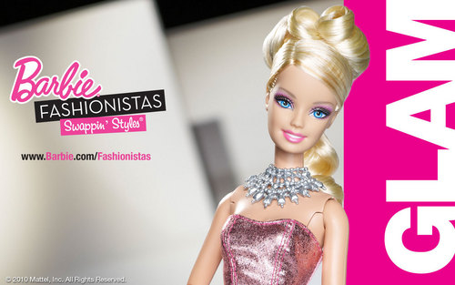 Barbie- The New Fashionistas boneka