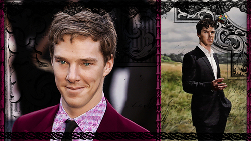 Benedict. - benedict-cumberbatch Fan Art