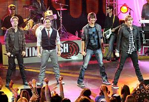 Big Time buổi hòa nhạc