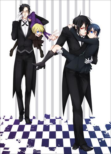 Black Butlers
