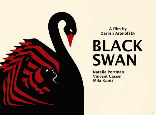 Black سوان, ہنس