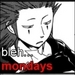 Bleh...Mondays - axel icon