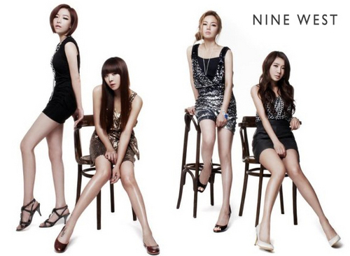 Brown eyed girls for Nine west