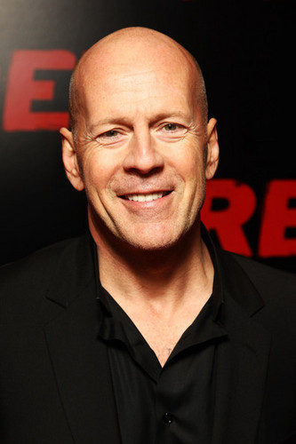 Bruce Willis @ the UK Premiere of 'Red'
