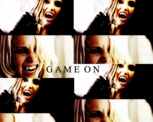 Caroline/Katherine