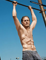 Charlie Hunnam on Men's Fitness - sons-of-anarchy photo