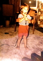 Christina Perri as a young child. - christina-perri photo