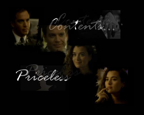Contents... Priceless